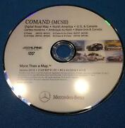 Mercedes Benz Comand