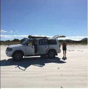 2001 Mitsubishi Challenger Wagon Kununurra East Kimberley Area Preview