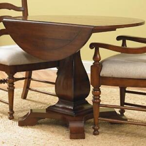 Beautiful Hooker Furniture Waverly Place Round Drop Leave Table
