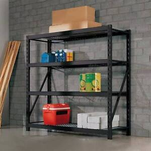 Steel Storage Shelving Kallangur Pine Rivers Area Preview