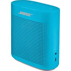 BLACK Bose soundlink bluetooth speaker