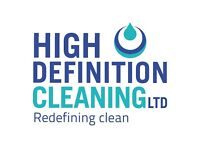 Cleaning operative (Part time/Full time)