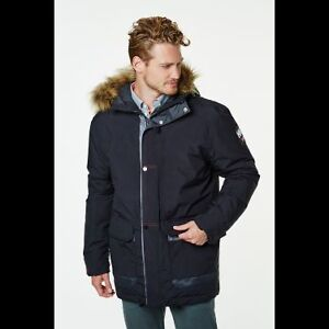 THE PERFECT COLD WEATHER DOWN PARKA mens M