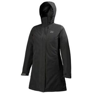 Helly Hansen Hh Womens Insulated Long Aden Jacket Coat