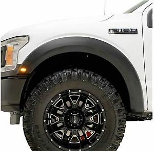 Extensions d'ailes (Fender Flares) Style RAPTOR F150-18-19 3010s