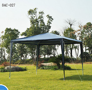 10x10ft Party Gazebo Tent Portable Garden Canopy Event Shelter