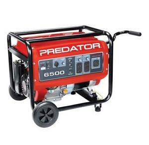 HOC - 6500 PEAK/5500 RUNNING WATTS 13 HP (420CC) GENERATOR + 1 YEAR WARRANTY + FREE SHIPPING