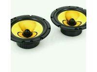 Auna car speakers x4 600w