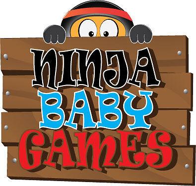 Ninja Baby Games