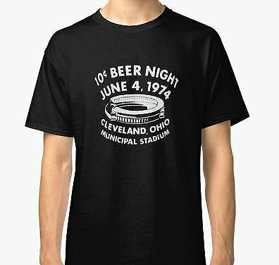 Cleveland 10 Cent Beer Night Unisex T-shirt classique