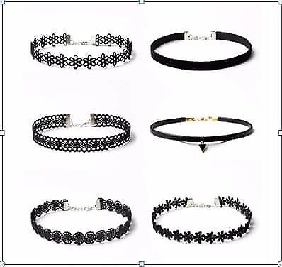 Chokers jewellery