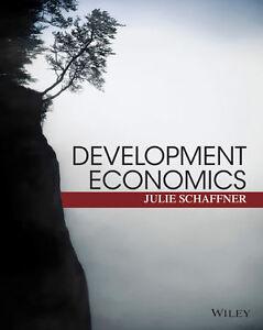 Developmental Economics by Julie Schaffner London Ontario image 1