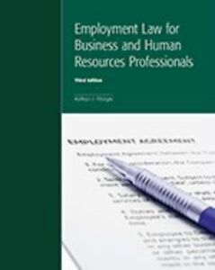 Selling Employment Law for Business & HR Professionals - ebook v
