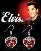 Elvis Earrings