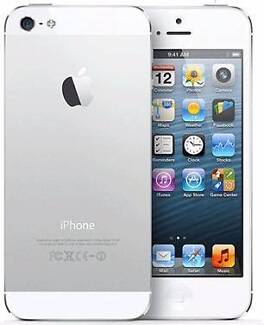 Apple iPhone 5 32GB Unlocked - White (New Condition) Oakleigh Monash Area Preview