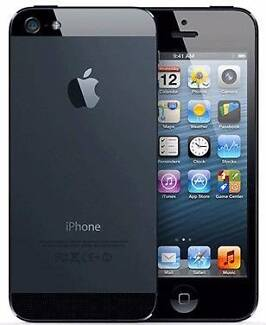 Apple iPhone 5 32GB Unlocked - Black (New Condition) Oakleigh Monash Area Preview