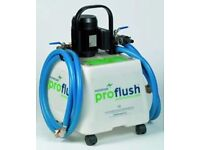 Central heating proflusher with magnacleaner for hire