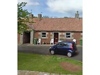 One bed bungalow North Berwick Council Exchange Swap