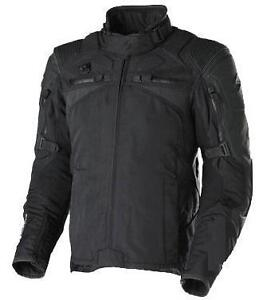 Men's Textile Motorbike Motorcycle Jacket Reissa Waterproof CE Armours All sizes