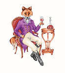 The Fancy Fox