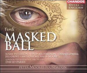 Masked Ball, A (Parry, Lpo, Geoffrey Mitchell Choir) CD NEW