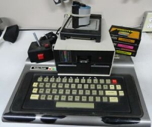 Radio Shack Colour Computer with disc drive & modem
