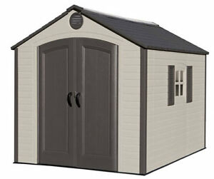 Wanted: Vinyl Garden Shed