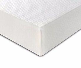 Unused, 4ft6 double visco elastic memory foam mattress. Excellent matress unused, new condition