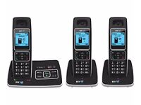 BT Synergy 6500 - 3 phones incl answering machine