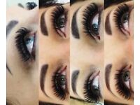 Eyelash Extension 5yr experiance !! VOLUME RUSSIAN Mink Silk Lashes 3D - 6D Top Quality !!