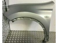 NISSAN QASHQAI Right N/S FRONT WING