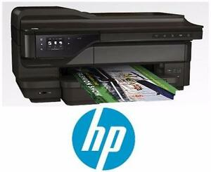 NEW HP WIDE FORMAT INKJET PRINTER HP® Officejet Wide Format All-in-One Inkjet Printer AirPrint and ePrint - PC  81884715