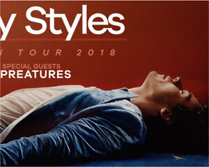 Harry Styles Vancouver Concert