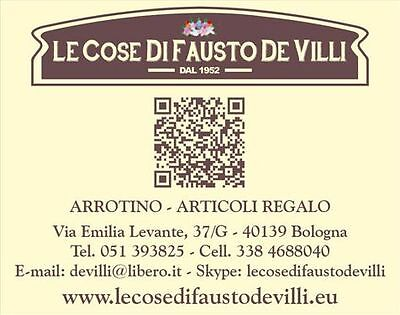 Le Cose Di Fausto De Villi