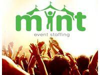 Festival Bar Staff-Work at Sundown Festival