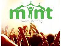 Festival Bar Staff