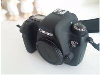 Canon 6D, perfect condition, original box, manuals, warranty card, and Battery Grip!