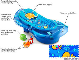Fisher-Price Ocean Wonders bath tub