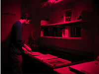 Darkroom photo developing teacher required