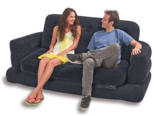 Inflatable Sofa Bed Ebay