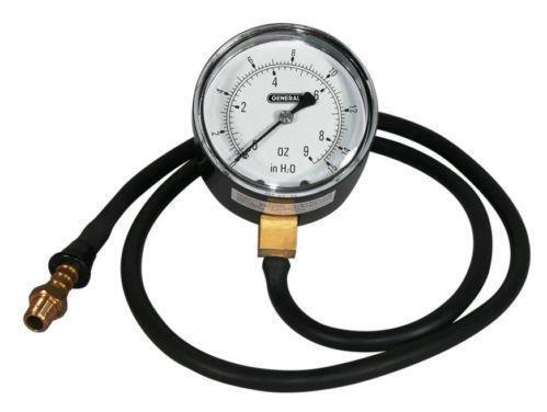 Natural Gas Pressure Manometer