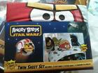 Angry Birds Twin Bedding Set