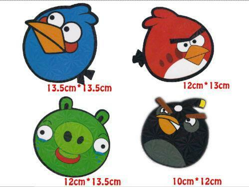 Angry Birds Car Stickers Ebay