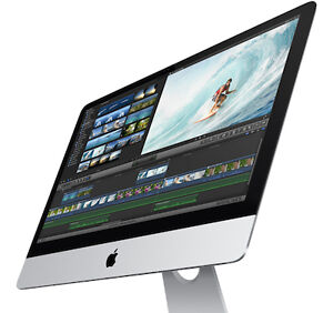 iMac 3.1 i7 quad • heavy weight performance - ideal for audio/