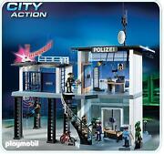 Playmobil Polizei Hauptquartier
