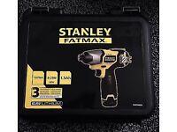 Stanley fatmax impact driver