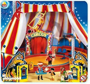 ^ Playmobil ; Cirque, Indien, Egypte, Personnages