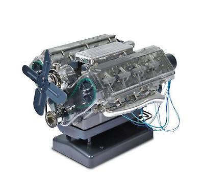 Haynes V8 Motormodell