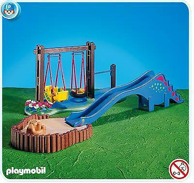 playmobil playground ebay. Black Bedroom Furniture Sets. Home Design Ideas