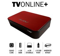 IPTV and Android Box Service